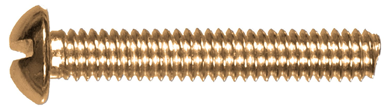 The Hillman Group The Hillman Group 4074 10-24 x 1 In 25-Pack Stainless Steel Flat Head Phillips Machine Screw