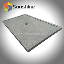 Green Boulder Granite Shower Tray Natural Stone Shower Base