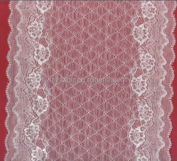2014 new style elastic stretched lace ribbon 62733 width 22cm