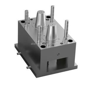 POM Nylon Custom plastic worm gear injection mold manufacturer