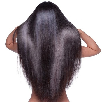 Ideal Hair Arts factory offering various texture raw cuticle aligned virgin mink brazilian human hair weave bundles