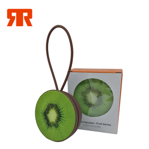 New innovative music wireless Blue tooth outdoor portable mini colorful fruit speaker for Christmas gift