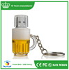 2017 NEW design bottle shape usb 2.0,beer bottle usb flash drive,pen drive with orignial samsung chip