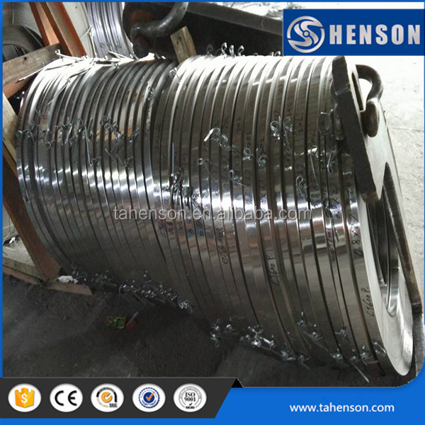 420 420J1 420J2 0.08mm~1.0mm Thickness Stainless Steel Strip