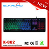 Backlit Standard Wired Gaming Keyboard USB LED Backlit Keyboard
