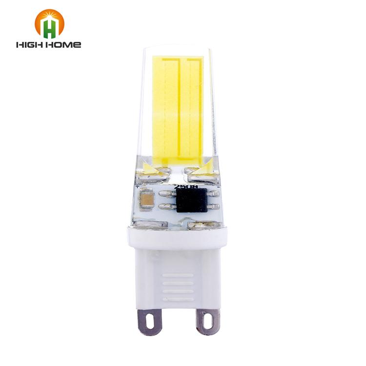 Professional manufacturer 2700k-6500k LED Lamp G4+G9+BA15 Bulb