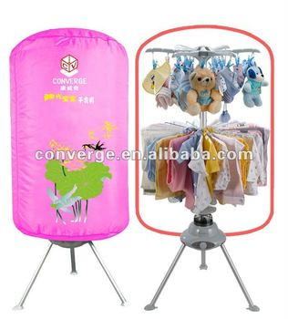 ropa de bebe secadora