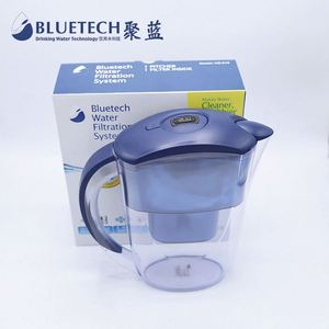 Water Purifier Pitcher with Activated Carbon alkaline water filter pitcher