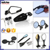 Universal Aluminum Motorbike Side Rearview Mirror Motorcycle Mirror