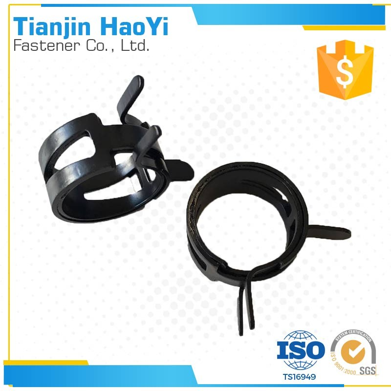 High quality fixing hose clamp clip round tube clamp