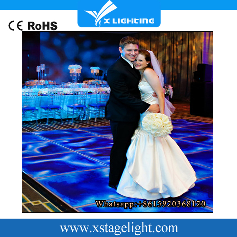 China cheap led dance floor viedo for home with low price