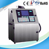 Industrial continuous code marking printer and series code pvc pipe inkjet printing machine