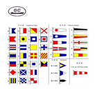 IMPA Standard Inernational Code Signal Flags for Marine Ship Use