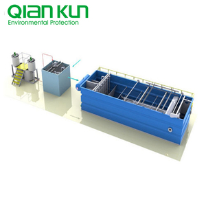 Food additive wastewater treatment dissolved air flotation device