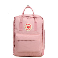 Most Popular Daily Women Canvas Backpack Shopping Backpack For Lady