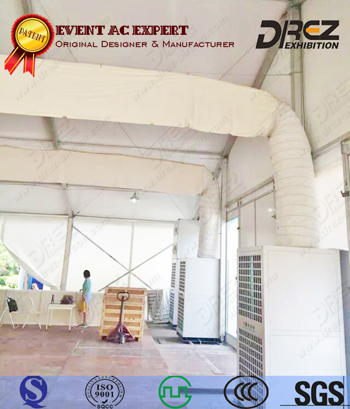 Drez Event Tent Air Conditioner for Outdoor Events & Exhibitions & Parties Commercial AC System