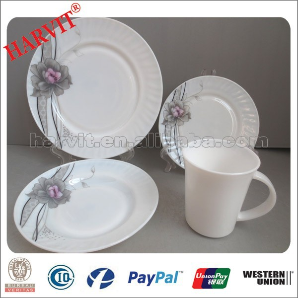 New Items Opal Glass Dinnerware Manufacturers/opal Round Dinner PlatesV-shape Mug/microwave Safe Plate Opal Glass - Buy Microwave Safe Plate Opal Glass ...  sc 1 st  Alibaba & New Items Opal Glass Dinnerware Manufacturers/opal Round Dinner ...