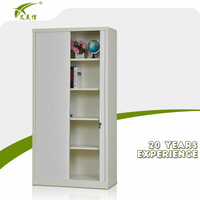 Hot metal cabinet shelf clips/steel filing cabinet and vault/iron open space office furniture