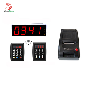 Cheap price hospital clinic ticket printer wireless queue call system
