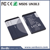 China factory directly offer Rechargable 3.7V mobile battery BL-5C for Nokia phone 6030/6085 /6086/6108/6130/6130I/6225