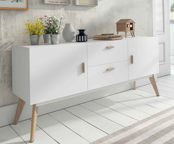 Nordic Furniture White Mdf Sideboard With Wooden Legs Original Design Sideboard Buy Furniture Classic Sideboardsnordic Mdf Sideboardwhite Wash