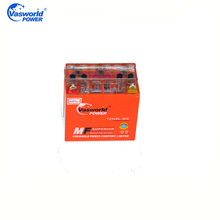 China Genuine Product 12V 9Ah 12N9-4B-1 Motorcycle Battery