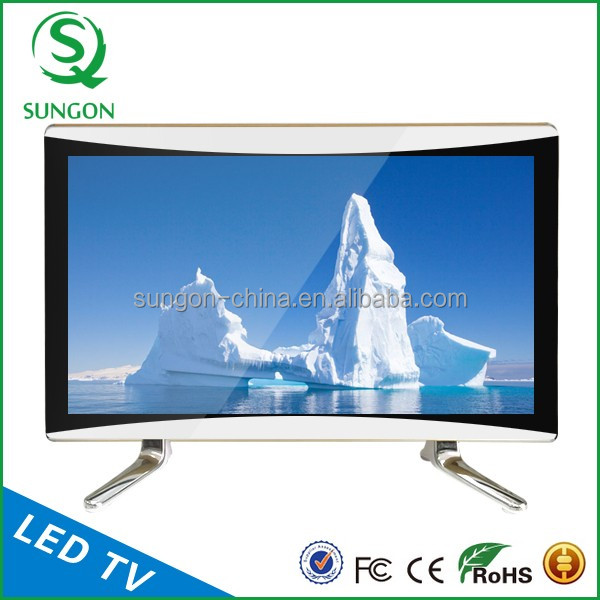 Factory promotional black point lcd <strong>tv</strong> thin hd 1080p 3d smart <strong>tv</strong>