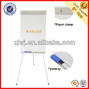 China Supply Standard Flip Chart With Tripod Easel
