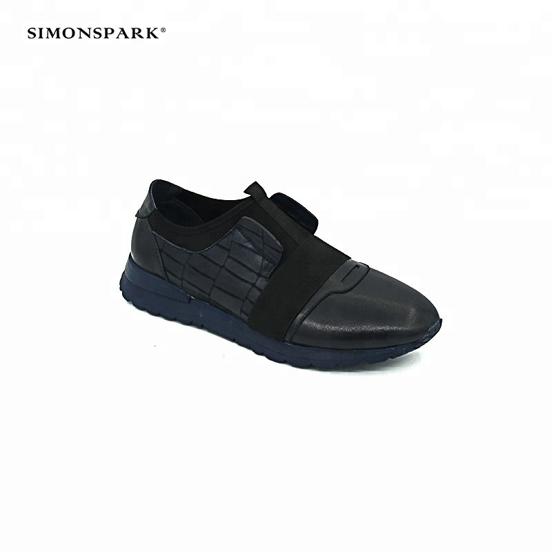 fitness blue New man sport style leather cool shoes men genuine casual wholesales TT0w7xSg