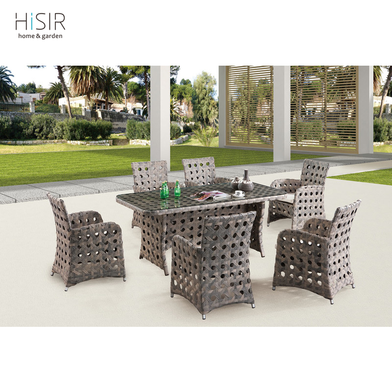 rattan patio garden ikayaa tables sets set us chair cushioned smsender chairs co and furniture tulum table dinning wicker outdoor stock