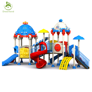 Novel Used Children Outdoor Kindergarten Playground,Kids Outdoor Playground Equipment