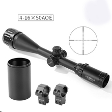 SHOOTER ST 4-16X50AOE Outdoor Hunting Oem Optic Rifle Scope Riflescopes Manufacturers With Crosshair Reticle