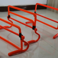 Sports Equipment Adjustable Agility Speed Soccer Training Hurdles