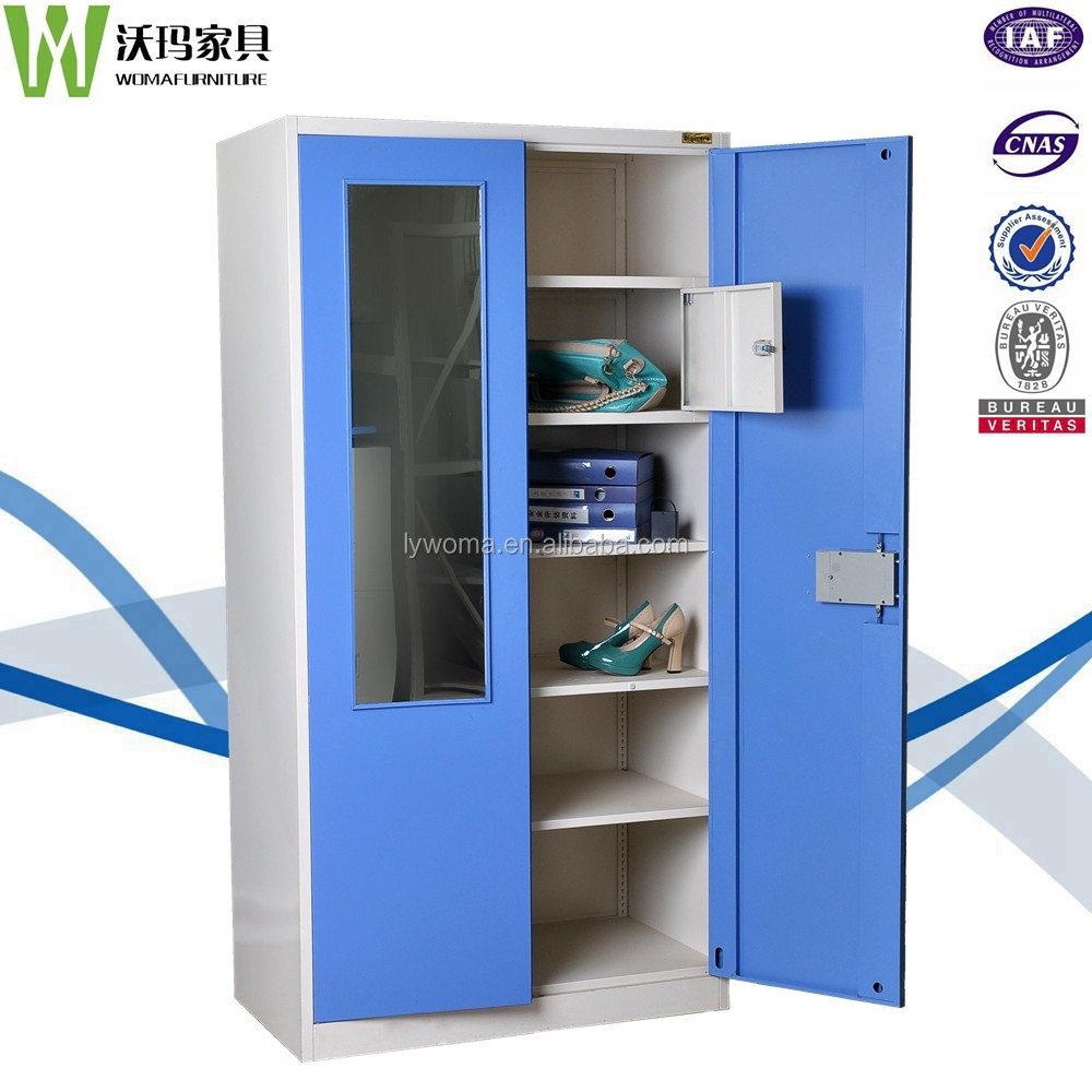 incredible Steel Almirah Price Part - 11: Wholesale double door otobi furniture steel almirah in bangladesh price