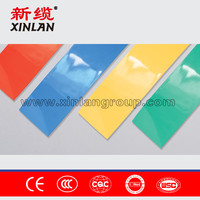 Best selling pvc heat shrink film of China National Standard