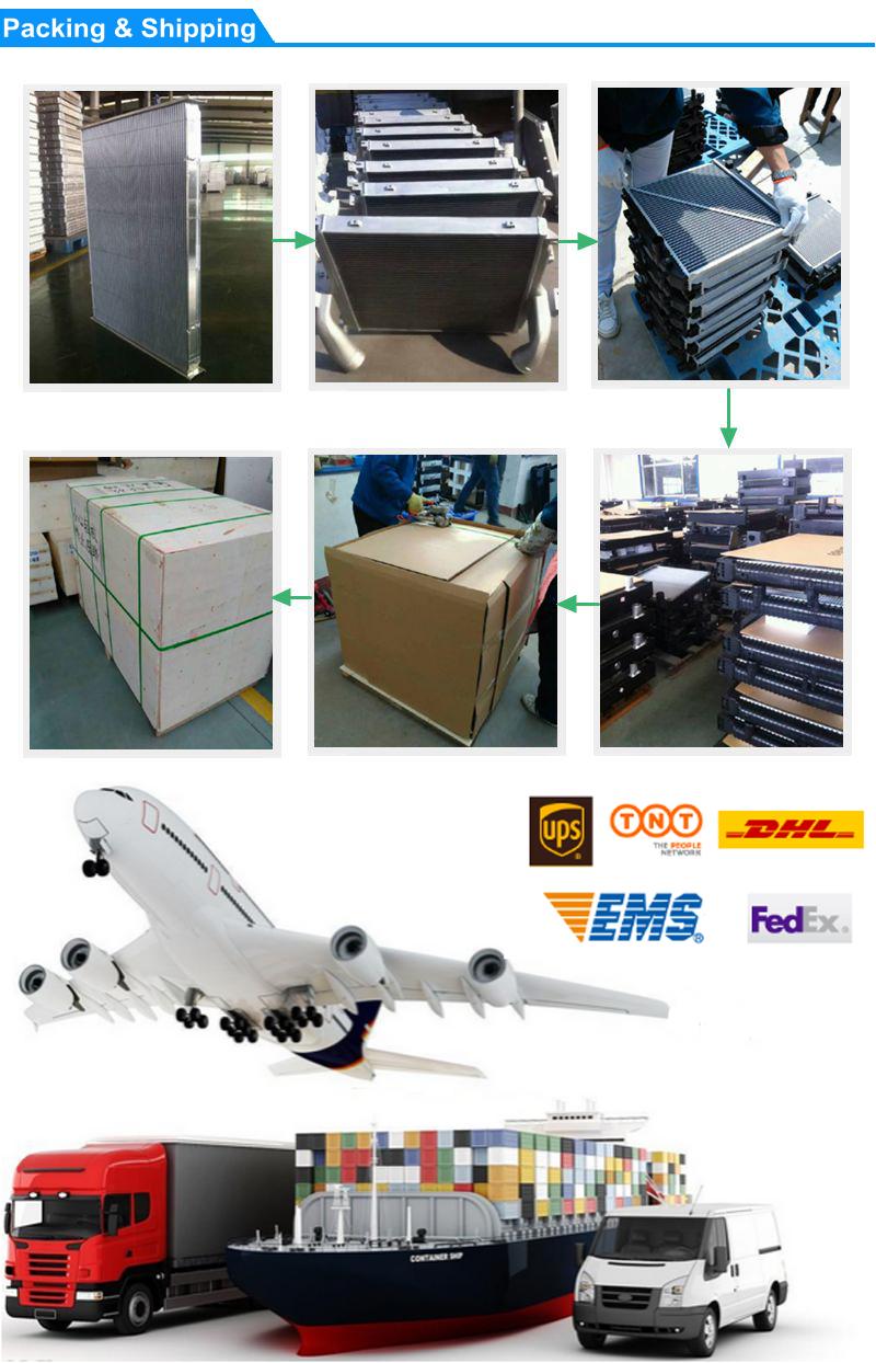 China Truck Radiator Supplier