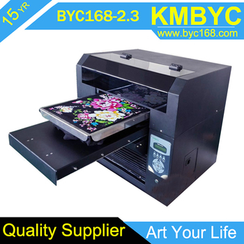 Prices List Promotional Direct To Garment A3 Digital T Shirt Printing Machine