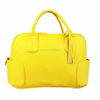 Manufacturer directly supply best pu hand bag wholesale with competitive price