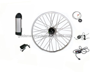 1:1 PAS pedal assist system hub motor wheel 250W electric bike conversion kit