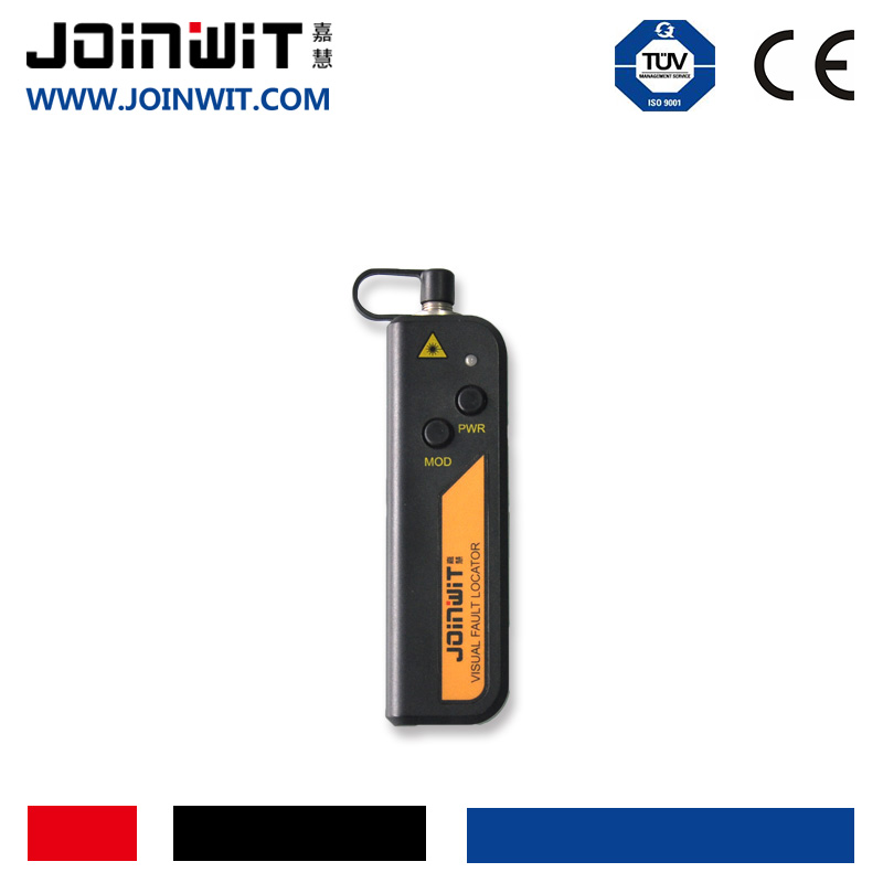 JW3105N visual fault locator FC -LC convertor / fiber optic lab testing power cable fault