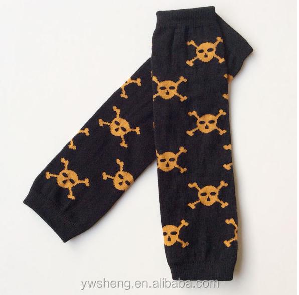 Top quality Brand new baby Winter halloween gift Knit crochet leg warmer
