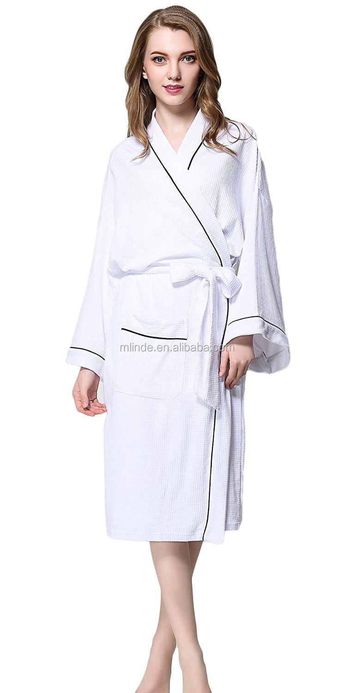 32b7ec4861 OEM al por mayor ropa de dormir fabricante de los hombres de las mujeres  kimono Albornoz
