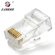 Cat6 <span class=keywords><strong>RJ45</strong></span> connecteur amp connecteur 8pin <span class=keywords><strong>rj45</strong></span> prise d'or
