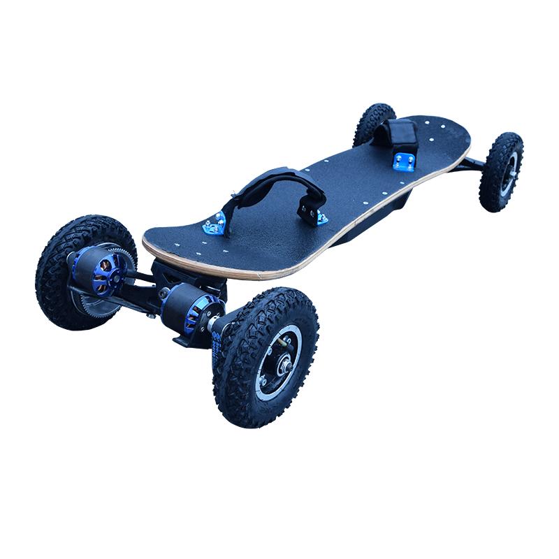 cheap 2000w four wheel electric skateboard e7 cool off. Black Bedroom Furniture Sets. Home Design Ideas