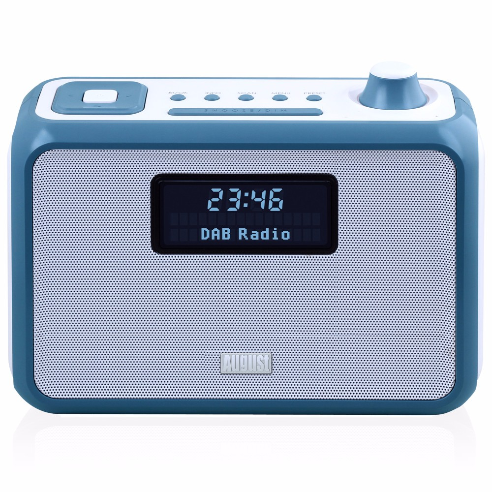 Wholesale bulk DAB FM or MP3 Music Clock Radio Bluetooth Speaker