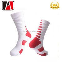 100% cotton One size fits all boot socks Compression socks running