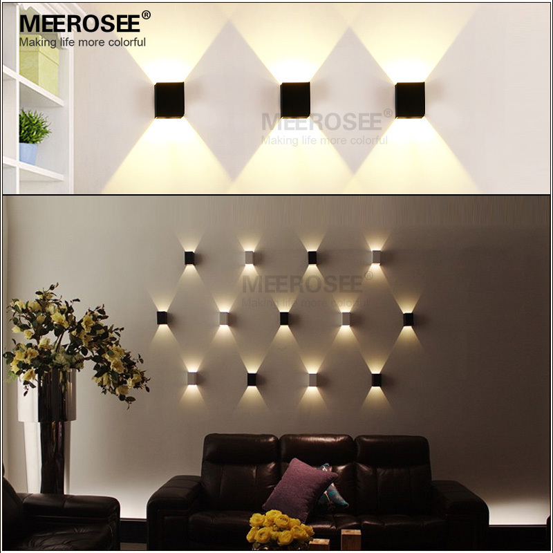 Mini Decorative Interior Led Wall Sconce Lights Led Wall