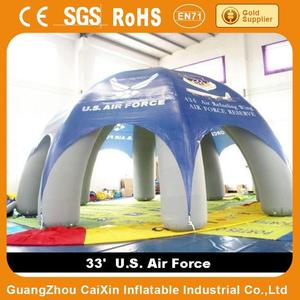 inflatables tent price / inflatable tent shed for sale for event tent