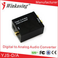 factory direct sale Analog to Digital Audio Converter for cctvv camera