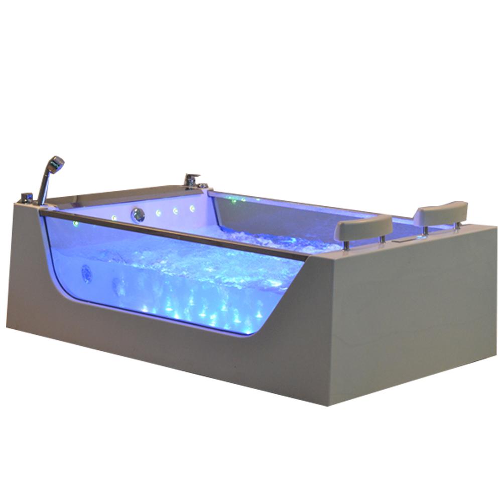Awesome 60 X 30 Whirlpool Tub Festooning - Bathtub Design Ideas ...